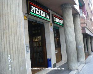venta de restaurante bar pizzeria