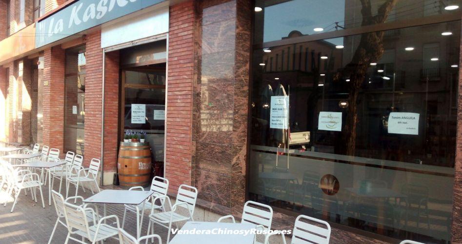 TRASPASO BAR RESTAURANTE EN TORTOSA