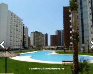 Vender a Chinos apartamento de lujo en Benidorm
