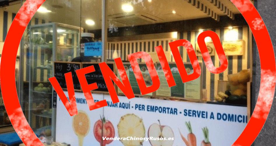 VENDIDO: Tienda de Alimentación