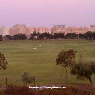 Vendo a inversores parcela en campo de golf de Alicante