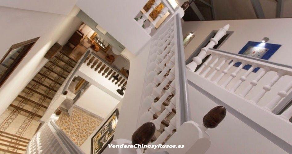 Hotel Modernista en Gibraltar
