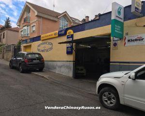 Local en alquiler en Madrid