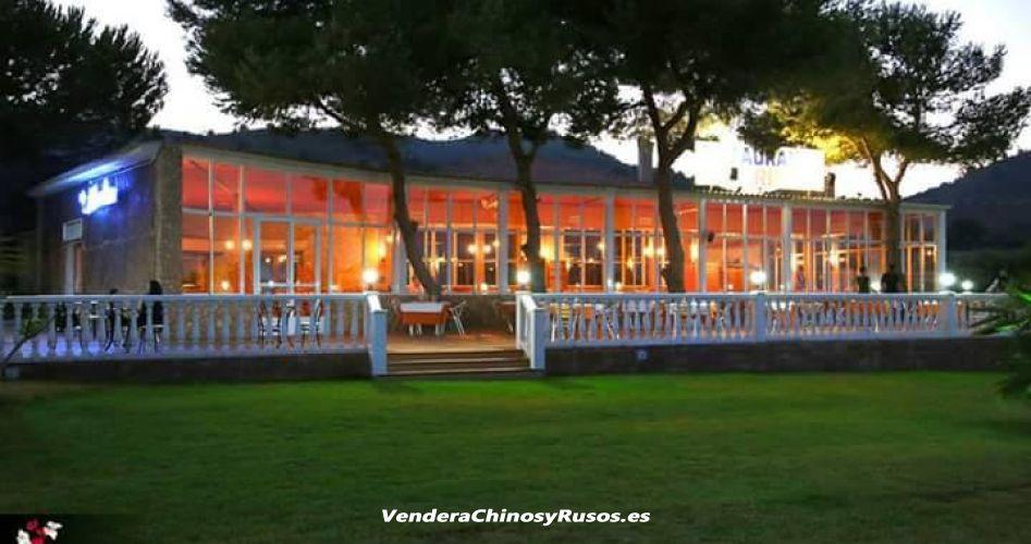 alquiler venta restaurante/salon celebraciones los belones cartagena murcia