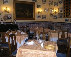 Restaurante en Chamberí