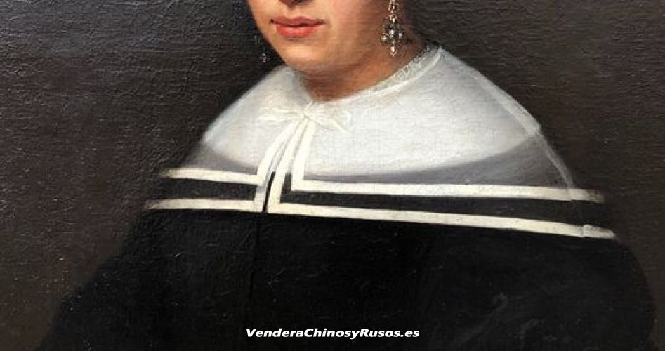 Venta de oleo del siglo XVII