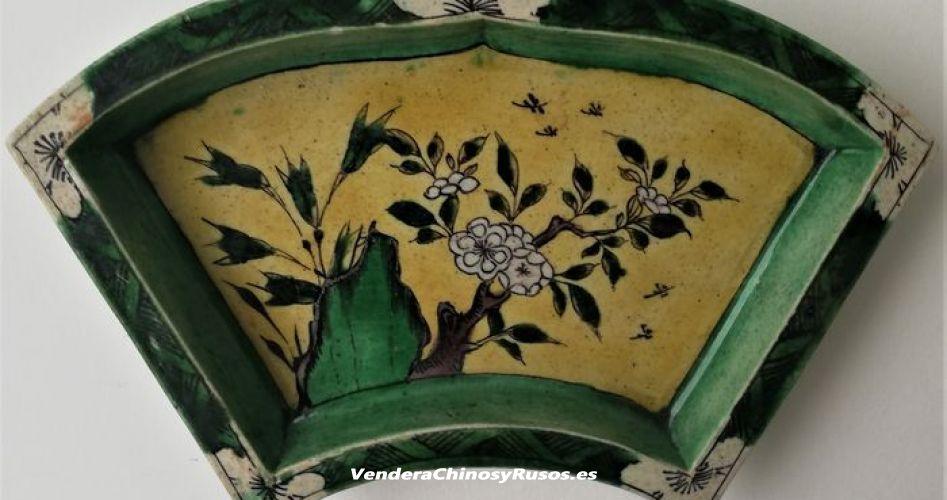 Vendo Plato de porcelana China