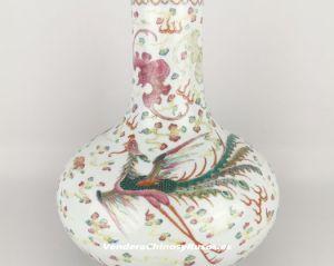 Jarron chino de porcelana