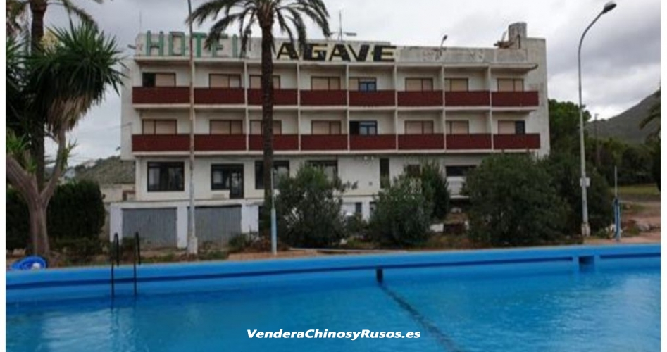 Se vende hotel Agave