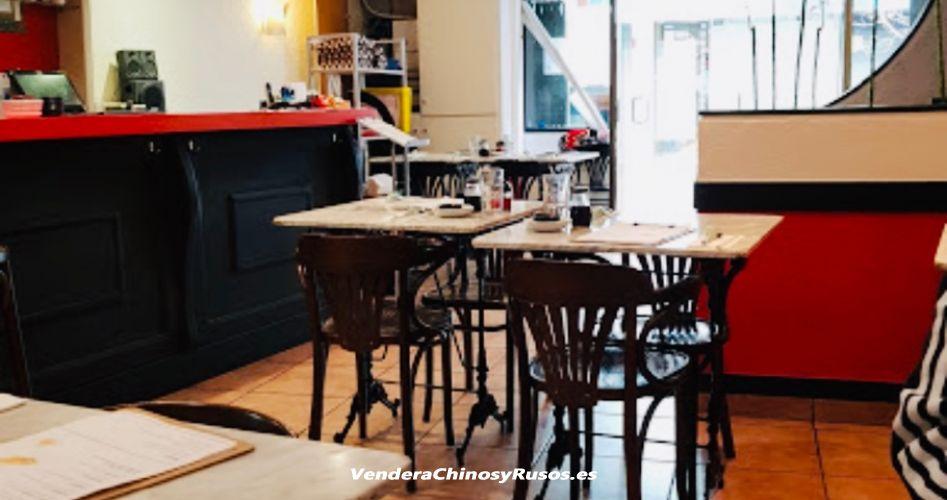 Restaurante de Japanese Ramen en Barcelona