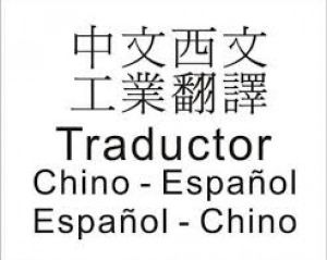 Traductor Profesional Chino
