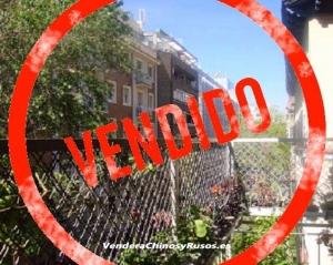 VENDIDO: Piso en el centro de Madrid