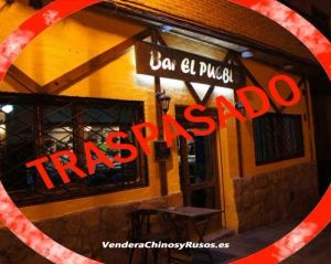 TRASPASADO: Bar en Madrid