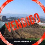 VENDIDO: Finca edificable A Coruña