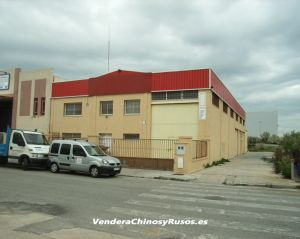 Nave Industrial en Cadiz