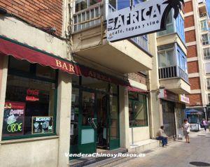 Traspaso Cafeteria Bar Referente en Burgos