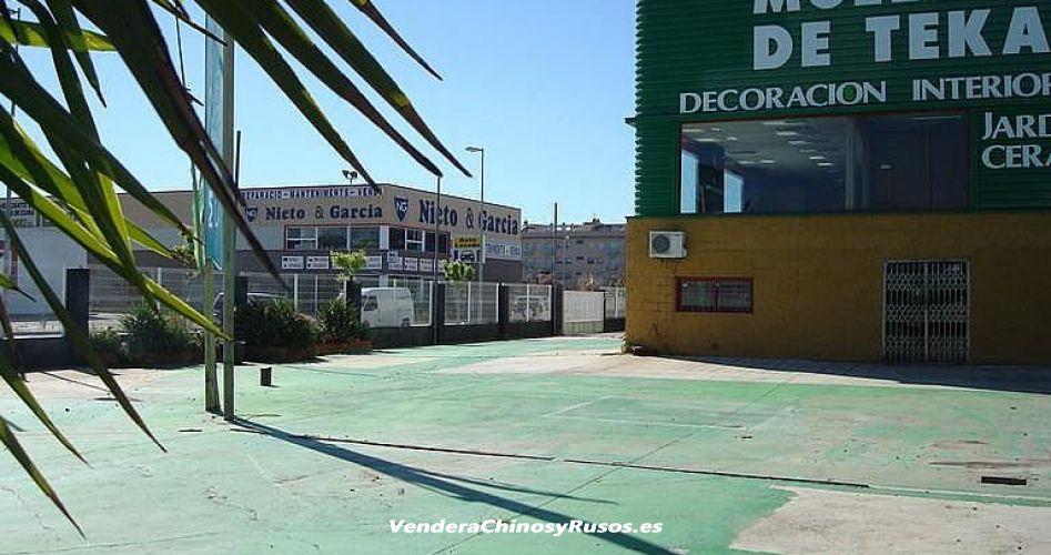 Nave industrial en Cubelles (Barcelona)