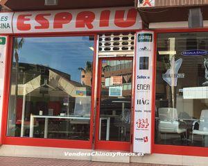 Alquiler de espacio comercial en Benidorm