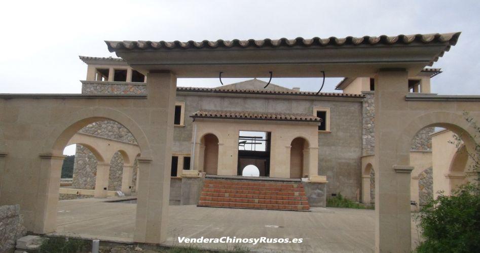 Dos Chalets en Andratx