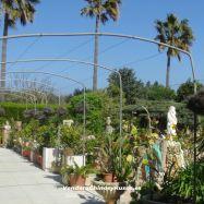 Restaurante con jardin expectacular