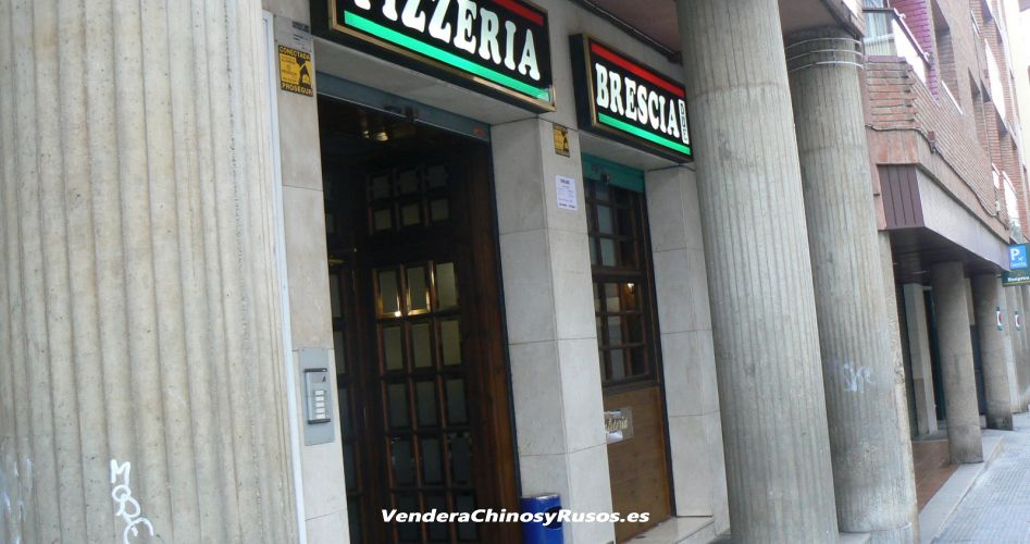 venta de restaurante bar pizzeria